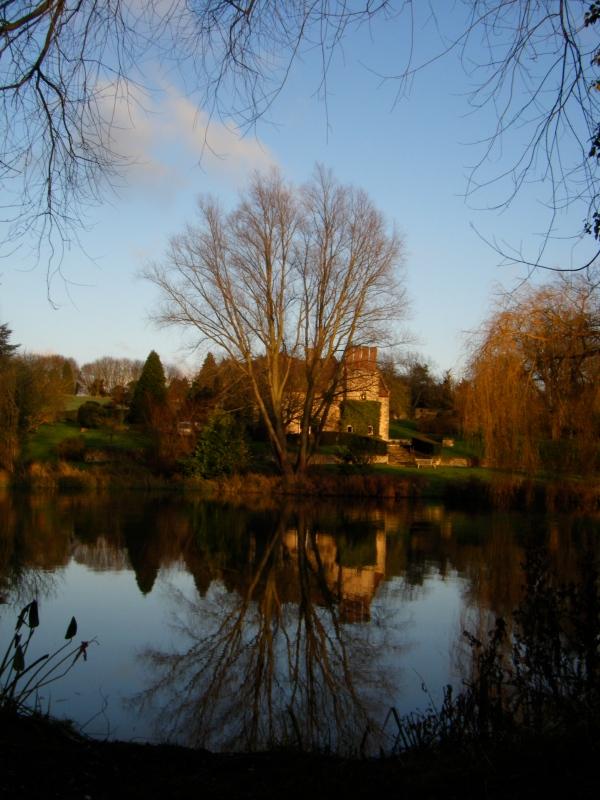 Kingston Manor, Harbury