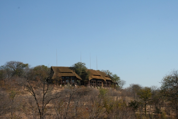 Victoria Falls - Safari Lodge, Zimbabwe. Absolutely stunning bush accommodation