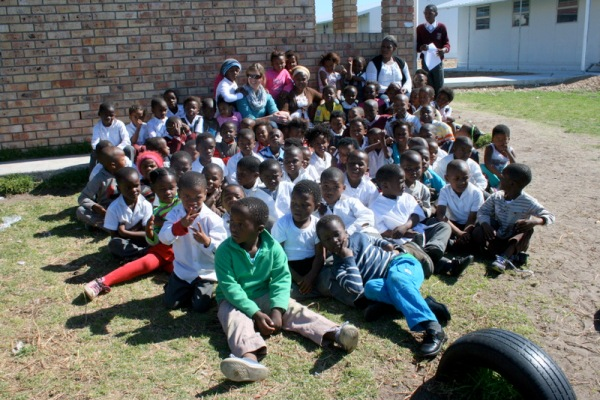 The preprimary learners of John Masiza