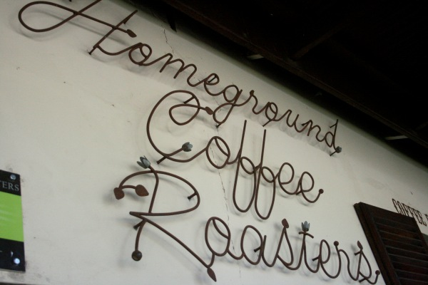 Homeground Coffee Roasters