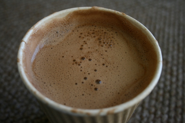 Café mocha/chococcino ? You choose