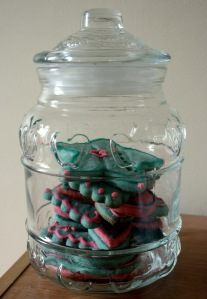 Cookie jars are the cutest gifts I think <3