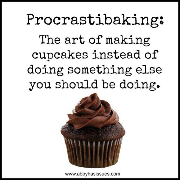 Procrastibaking