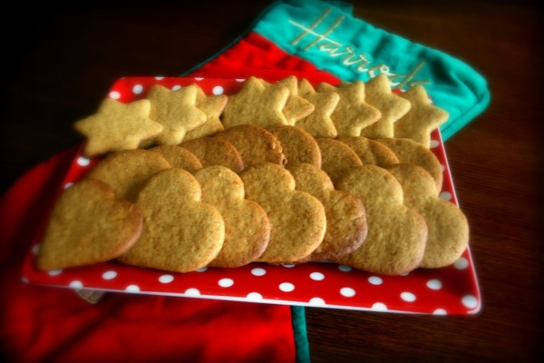 Gingerbread cookies 2
