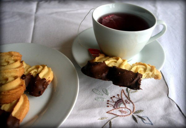 Tea and whirls
