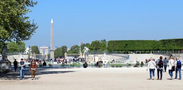 Obelisk Champs Elysee