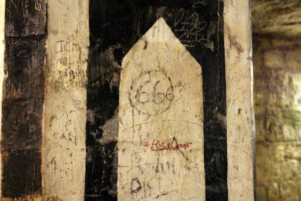 666 graffiti