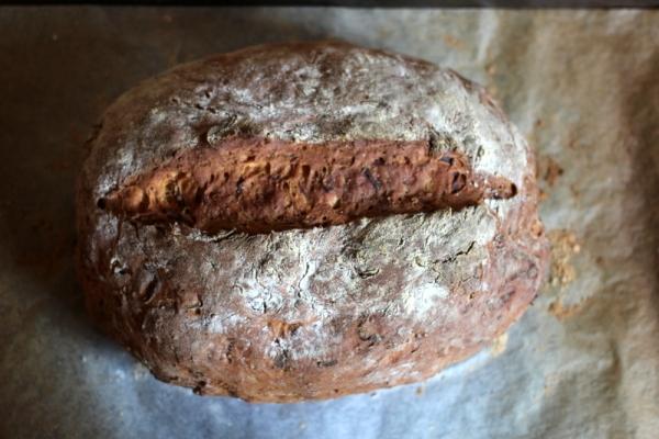 Quick loaf 1